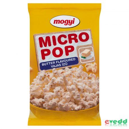 Mogyi Popcorn Vajas Micro 100Gr