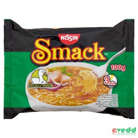 Smack Inst.Tészta 100 gr Fűszeres Kacsa Leves