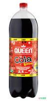 Queen Cola Lemon 2,5L