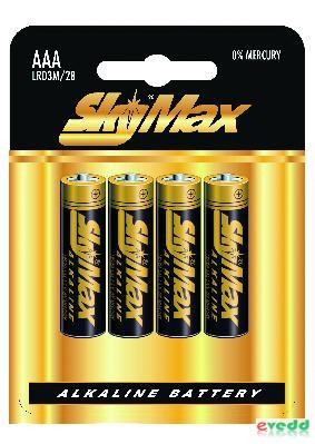 Sky Max 1,5V Micro Elem 4 db-os