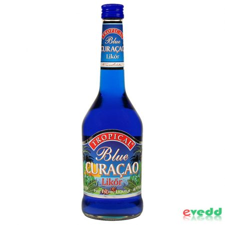Tropical Likőr 0,5L Blue Curacao