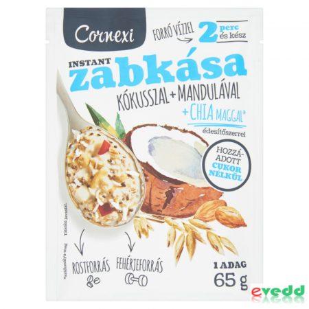 Cornexi Zabkása 65Gr Kókusz-Mandula