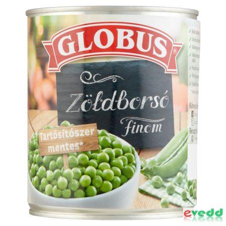 Globus Zöldborsó 800G/530G