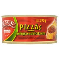Globus Melegszendvicskrém 290Gr Pizzás