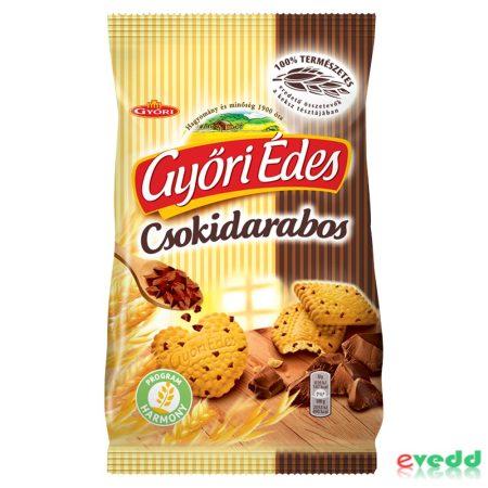 Győri Édes Keksz 150Gr Csokidarabos
