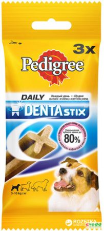 Pedigree denta stix 3db-os 45g