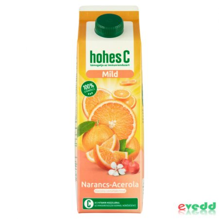 Hohes C Mild Narancs 100% 1L