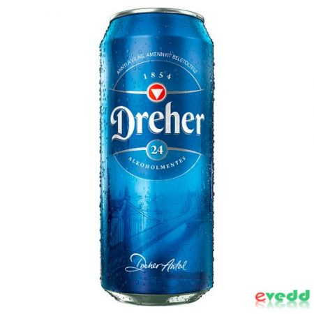 Dreher 24 Alkoholmentes 0,5L Dob