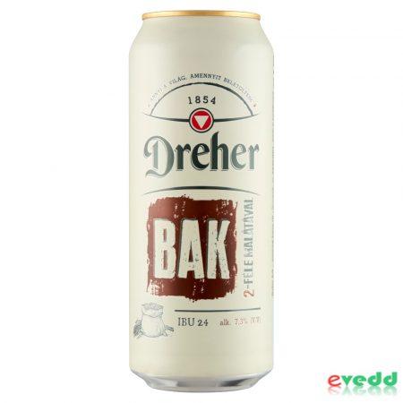 Dreher Bak 0,5 Dob