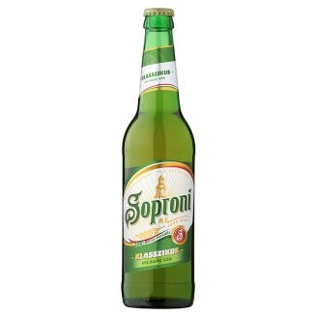 Soproni 0,5L Pal