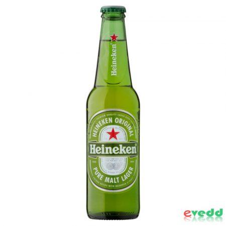 Heineken 0,33 Pal
