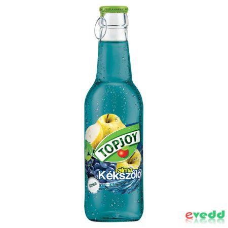 Topjoy 0,25L Kékszőlő