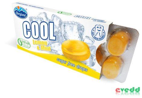 Bergland Cool 16G Lemonmint Diabet.
