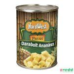 Hardwest 565Gr Darabolt Ananász