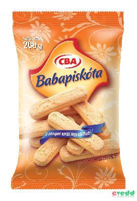 Cba Babapiskóta 200G