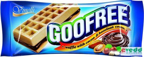 GooFree 50Gr Kakaós-Mogyorós
