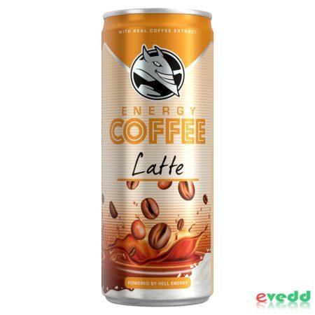 Hell Coffe Latte 0,25l