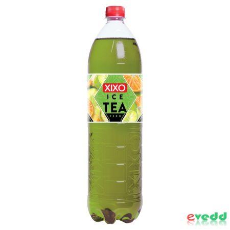 Xixo Ice Tea Zöld Citrus Zéró 1,5L