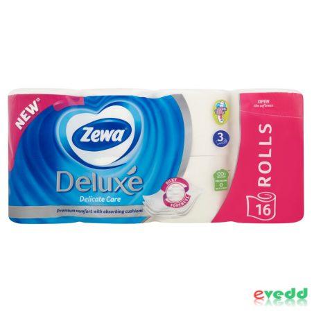 Zewa Deluxe Eü Papír 16 Tek