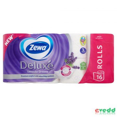 Zewa Deluxe Eü Papír 16T Levander