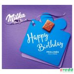 Milka Happy Birthday Praliné 110G