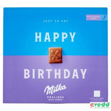 Milka Happy Birthday Praliné 110Gr