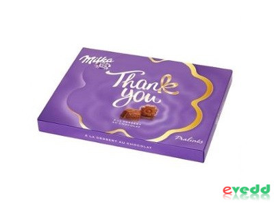 Milka Thank You 120g Csokihabkrémes