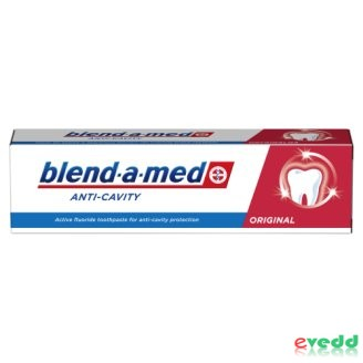 Blend A Med Fogkrém 100 Ml Anticavity Mild