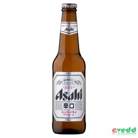 Asahi Super Dry 0,33 Pal