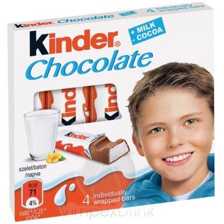 Kinder Csoki T4 50G