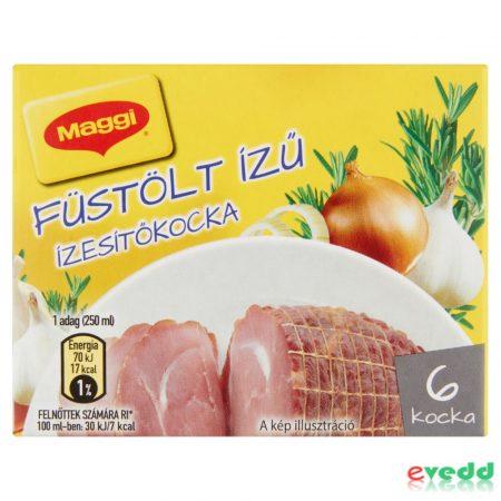 Maggi Kocka 60Gr Füstölt Hús Ízesítő