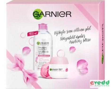 Garnier Micellás sminklemosó+Krém