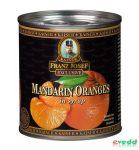 Fjk Mandarin 312 gr/175 gr