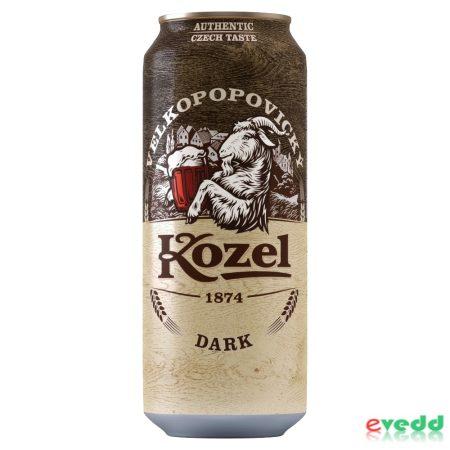 Kozel Dark 0,5 Doboz