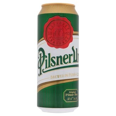 Pilsner Urquell 0,5L Dob