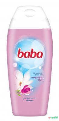 Baba Tusfürdő Magnólia 400Ml