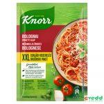 Knorr Alap Bolognai Spagetti 89Gr Xxl Családi