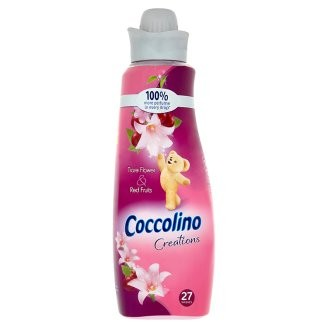 Coccolino Tiare Flower & Re  950Ml