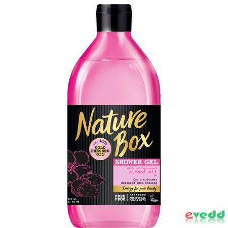 Nature Box Tusfürdő 385Ml Mandula