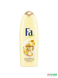 Fa Tusf 250Ml Cream&Oil