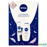 Nivea Cashmere Indulgence Spray+Tusfürdő