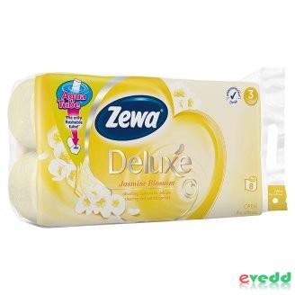Zewa Deluxe Eü Papír 3Rt 8T Jázmin