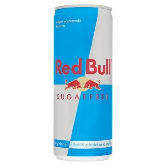 Red Bull Cukormentes 250Ml
