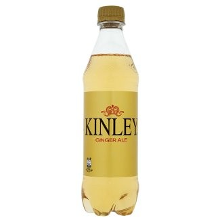 Kinley Gyömbér 0.5L