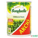 Bonduelle Zöldborsó 545/360Gr Maxipack