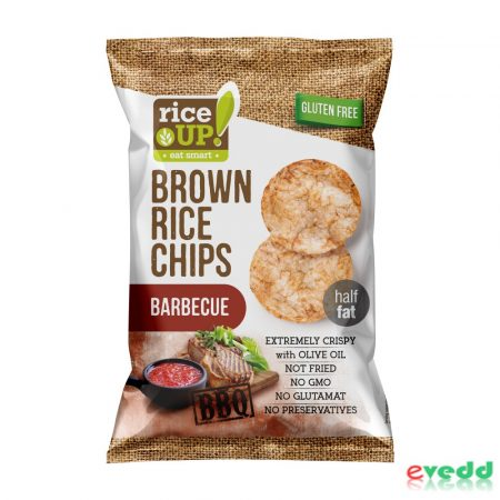 Rice Up Chips Bbq 60 gr