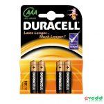 Duracell UltraPower Mikro Elem AAA 4Db