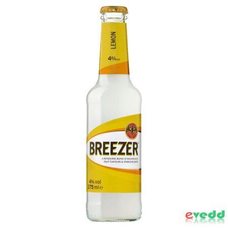 Bacardi Breezer Lemon 0,275L