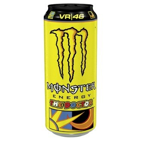 Monster Energy 0,5L Rossi