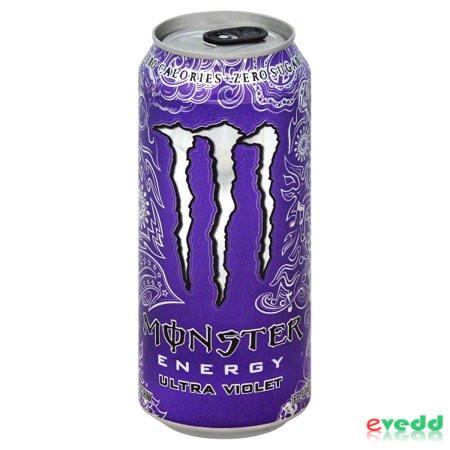 Monster Energy 0,5L Ultra Violet